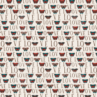 Repeating Patterns - love