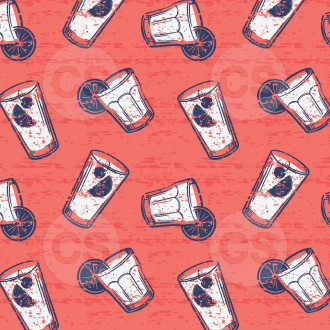 Repeating Patterns - drinks