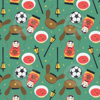 Repeating Patterns - sports